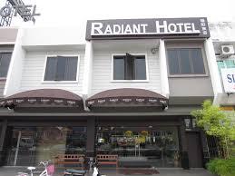 radiant hotel sitiawan malaysia booking com