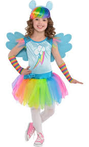 toddler costume toddler rainbow dash costume my pony party city