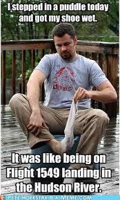 Wet Meme - got my shoe wet pete hoekstra is a meme