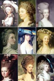 25 best 18th century hair images on pinterest 18th century