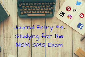 Entry4 by Journal Entry 4 Nism Online