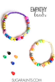 craft bracelet beads images Quick as a cricket activity teach empathy the ot toolbox jpg