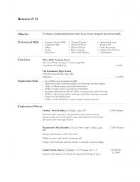Skills Samples For Resume by Cashier Resume Format Cashier Resume Skills Skills Of A Cashier To