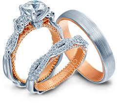 weding ring bridal ring sets verragio designer engagement rings and
