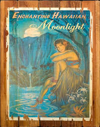 Hawaii travel art images 203 best vintage hawaii art images hawaiian art jpg