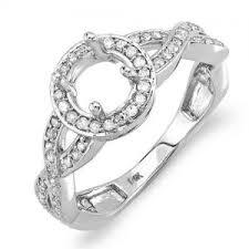 semi mount engagement rings semi mount engagement rings lovetoknow