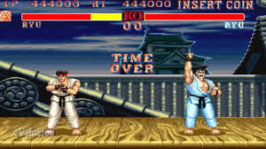 street fighter ii turbo arcade ryu run through 60fps youtube