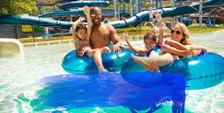 family new hampshire water park water country