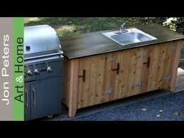 outdoor kitchen cabinet doors diy how to build an outdoor kitchen cabinet part 2