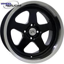 17x10 mustang wheels wheel replicas sc style wheels