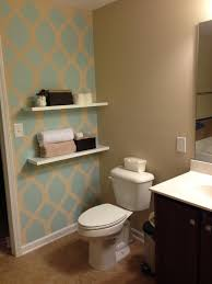 bathroom accent wall ideas modern with image of bathroom accent