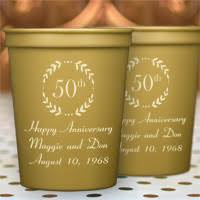 anniversary party favors 50th anniversary party decorations gifts and favors