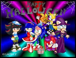 Sonic Shadow Halloween Costume 31 Halloween Sonic Style Archive Sega Forum