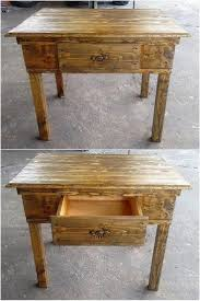 End Table Charging Station by 60 Best Pallet End Tables Images On Pinterest Side Tables