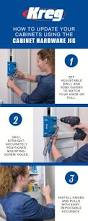 25 best kreg joint ideas on pinterest pocket jig kreg pocket whether you re updating your cabinets or building a project from scratch the kreg