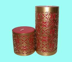 pillar decor burners and candles
