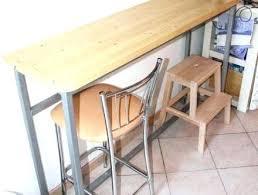 table pour cuisine table cuisine retractable table cuisine retractable table bar