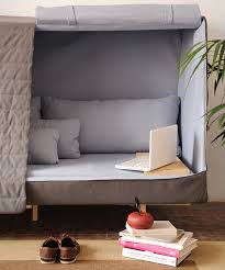 Cabin Beds With Sofa by This U0027nap Time U0027 Sofa Totally Takes Mid Day Snoozing To The Next