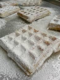 chica chocolatina funnel cake waffles