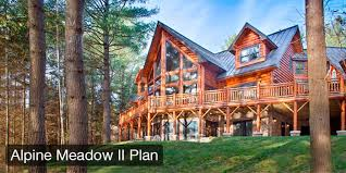 cabin style home log home cabin floor plans