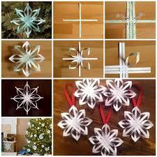 25 unique snowflake ornaments ideas on