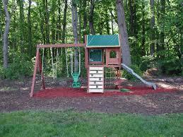 Backyard Swing Set Ideas Swingset Designs Big Backyard Pine Ridge Iii Swing Set Swing