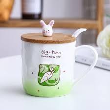design coffee mug coffee mugs ceramic bamboo cute unique design personalized