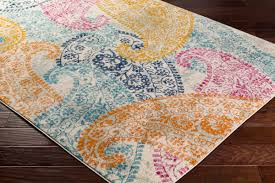 Coral Reef Area Rug Harput Collection By Surya