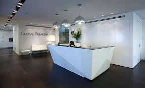Global Reception Desk Office Tour Global Paragon Group U0027s Offices U2013 Ramat Gan Ramat