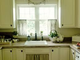 Curtain In Kitchen by Pictures Farmhouse Kitchen Curtains The Latest Architectural