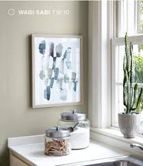 behr color trends 2018 color sample wabi sabi t18 10 colors