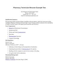 pharmacist sample resume resume for your job application