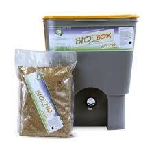 composteur cuisine pack mini composteur de cuisine biobox 20l achat vente