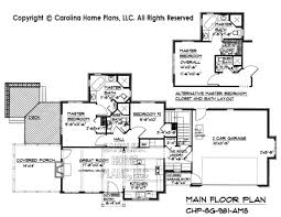 Small Craftsman Cottage House Plans Small Stone Craftsman Cottage House Plan Chp Sg 981 Ams Sq Ft