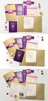 Boarding Pass Wedding Invitation Card Koh Samui Thailand Passport And Airline Ticket Boarding Pass
