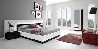 bedroom contemporary bedroom furniture design interior with