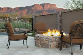 Ceramic Fire Pit Chimney - gorgeous enjoy a good conversation with clay fire pit chimney