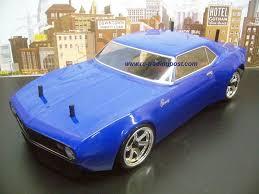 camaro rc car 1968 chevrolet camaro redcat racing gas rtr custom painted nitro