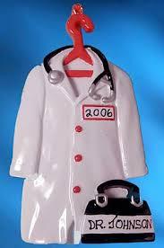 doctor ornament decore