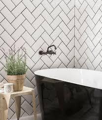 White Tiles For Bathroom Walls - bathroom wall tiles topps tiles