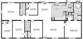5 Bedroom Manufactured Home Floor Plans Floor Plans For 5 Bedroom Homes Descargas Mundiales Com