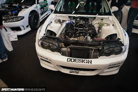 lexus engine in boat v8 swapping choose your weapon speedhunters