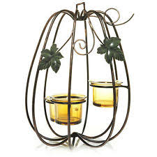 Yankee Candle Wall Sconce Rustic Primitive Metal Candle Holders U0026 Accessories Ebay