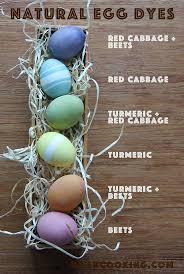 natural easter egg dyes hilah cooking