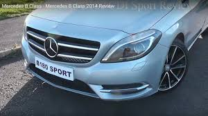 mercedes b class mercedes b class review youtube