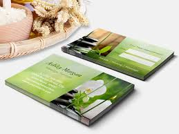 Massage Business Cards Examples Make Your Own Business Card From 20 000 Designs Bizcardstudio Com