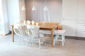scandinavian decor dining room scandinavian dining table with bench with regard to