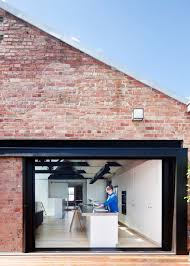andrew simpson architects and it u0027s modern industrial home design