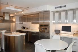 Metal Kitchen Backsplash by Birch Wood Light Grey Windham Door Metal Kitchen Cabinets Ikea