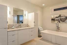 Modern Furniture In Denver by Spectacular Modern Bathroom Renovation In Denver Jm Kitchen And Bath